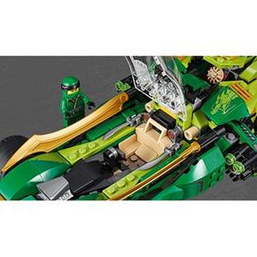 Ninjago Nocturno Lego Reptador Ninja 70641 UMSVqpzG