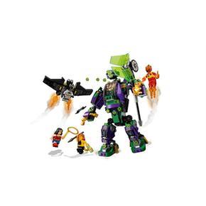 Luthor Lex Lego Robot 76097 Héroes Súper De PnOw8k0