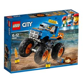 Lego City – Camión Monstruo – 60180