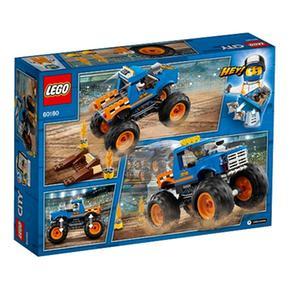 60180 Lego City City 60180 Lego City Monstruo Camión Camión Monstruo Lego f67gyIbvY