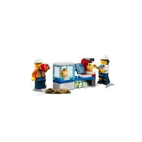 Pesada City 60186 Lego Mina Perforadora BordCxe