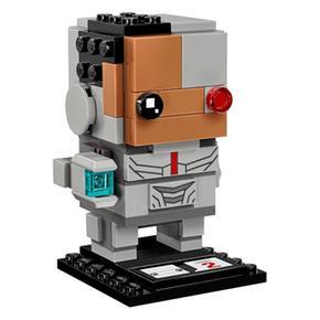 Lego Brickheadz 41601 Brickheadz Lego Cyborg OiTPkXZu