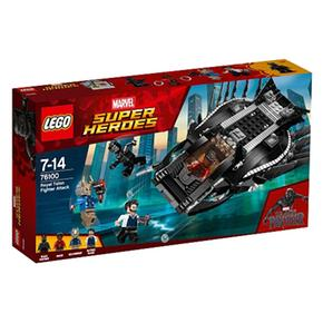 Lego Súper Héroes – Ataque Del Royal Talon Fighter – 76100