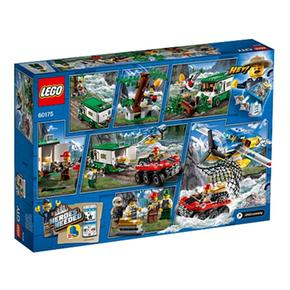 Río Atraco Al Junto Montaña 60175 Lego City FJlcTK1