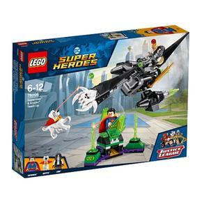 Lego Super Heroes – Superman Y Krypto Equipo De Superhéroes – 76096