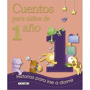 Cuentos Para Niños De 1 Año