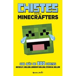 Minecraft – Chistes Para Minecrafters