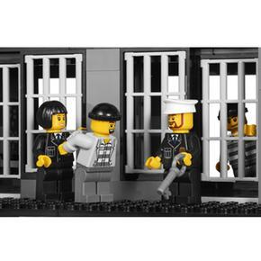City Lego Policia City De City Comisaria Lego Policia De Comisaria Lego lJK1Fc