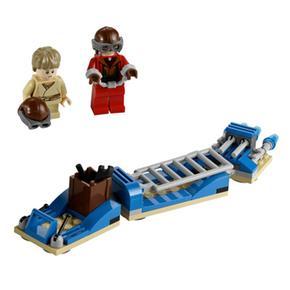 Lego Naboo Caza Star Espacial Wars DWEH9e2YI