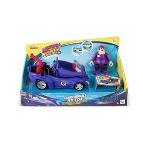 Vehículo Transformable Los Y Mouse Superpilotos Mickey Pete nv80wNmO