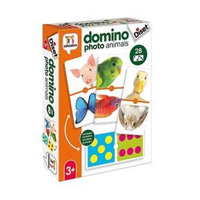 - Domino Photo Animals Diset