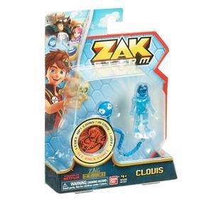 Zak Clovis Figura Clovis Figura Zak Storm Storm Lj354ScARq