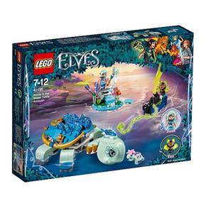 Lego Elves – Naida Y La Emboscada De La Tortuga – 41191