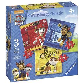 - Patrulla Canina – Puzzle Progresivo Ravensburger