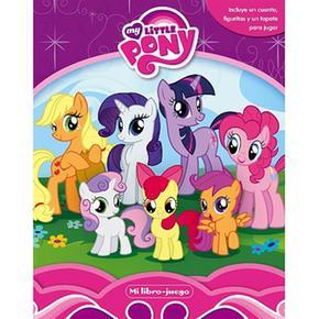 My Little Pony – Mi Libro Juegos