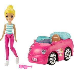 Barbie – Muñeca Y Vehículo – Vamos De Paseo (varios Modelos)