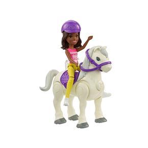 Barbie – Muñeca Y Mini Poni – Vamos De Paseo (varios Modelos)