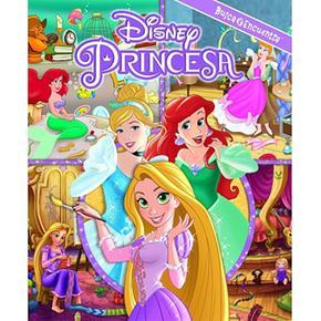 Princesas Disney – Busca Y Encuentra