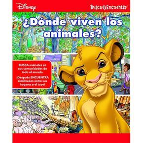 Disney – Busca Y Encuentra