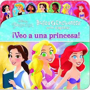 Princesas Disney – Levanta Las Tapitas