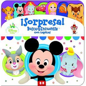 Disney Baby – Levanta Las Tapitas