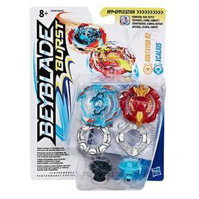 Beyblade – Roktavor Y Xcalius – Pack De Batalla Para 2