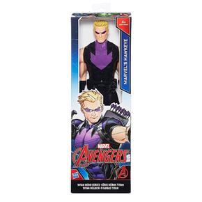 Figura Hawkeye Hero Los Vengadores Titan Yf7g6yvb
