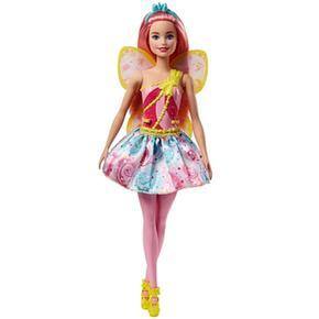 Barbie – Muñeca Hada Dreamtopia (varios Modelos)