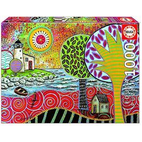 Educa Borrás – Faro – Puzzle 1000 Piezas