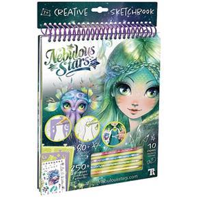 - Nebulous Stars – Cuaderno Creativo (varios Modelos) Educa Borras