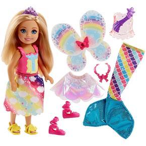 Barbie – Chelsea Con Vestidos (varios Modelos)