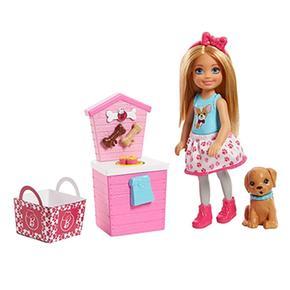 Barbie – Chelsea Y Su Perrito (varios Modelos)