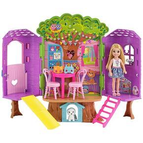 Barbie – Casita Del Árbol De Chelsea
