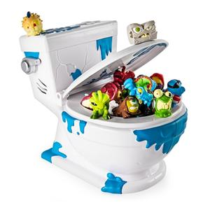 Flush Force – Collector Toilet (varios Modelos)