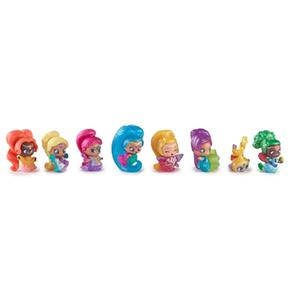 Shimmer Y Shine – Fisher Price – Pack 8 Genios (varios Modelos)