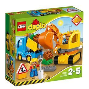 Lego Duplo – Camión Y Excavadora – 10812