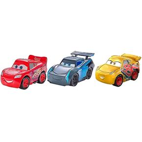 Cars – Pack 3 Mini Racers (varios Modelos)