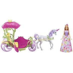 Barbie – Barbie Y Carroza Reino De Chuches