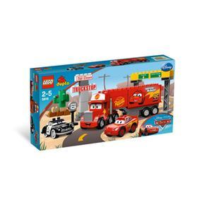 Lego Cars Duplo El Largo Viaje De Mack