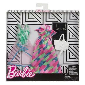 Vestido Modas Verde Bañador 2 Barbie Rosa Y Pack gfIvYb7y6m