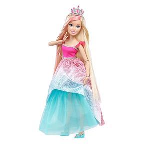 Barbie – Muñeca Gran Princesa Rubia