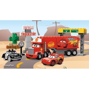 De El Largo Cars Duplo Lego Viaje Mack IgYy76vbfm