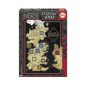 Educa Borrás – Juego De Tronos – Puzzle 1000 Piezas
