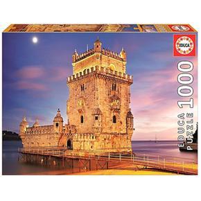 Educa Borrás – Torre De Belém – Puzzle 1000 Piezas