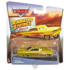 Cars – Vehículo Ramone Amarillo