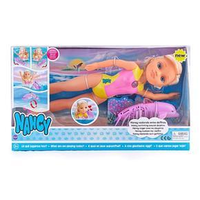 Un Delfines Entre Nadando Nancy Día kZiuXP