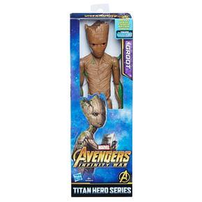 Los Vengadores – Groot – Figura Titan Hero 30 Cm