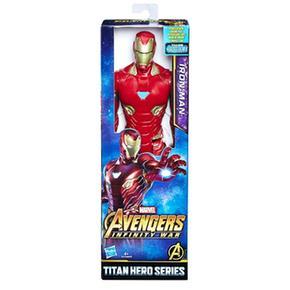 Los Vengadores – Iron Man – Figura Titan Hero 30 Cm