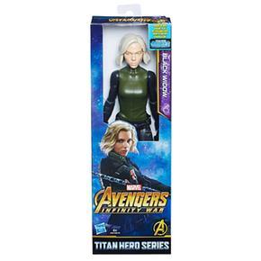 Los Vengadores – Viuda Negra – Figura Titan Hero 30 Cm