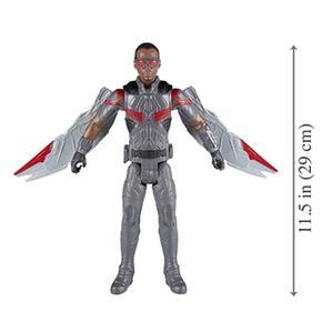 Hero 30 Los Titan Falcon Cm Figura Vengadores ordCWQxeB